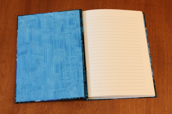 lined journal